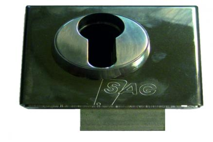 B-05150-63-R-8 BKS objeto candado Nr placa de 20 x 235 mm de acero inoxidable abger clase 3 B-05150-63-R-8 di/ámetro 65 mm 8 mm pinza de frutos secos 515 sicken Din Rs
